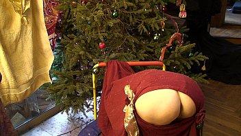 christmas www blacksex com pawg surprise - erin electra