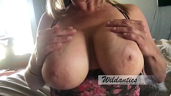 wwesex big titty milf gets titty fucked and creamed