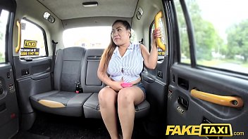 fake taxi topless hot girls thai masseuse with big tits works her magic