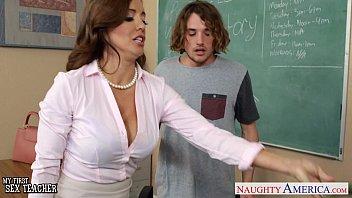 sexy cartoon naughty sex teacher francesca le fucking