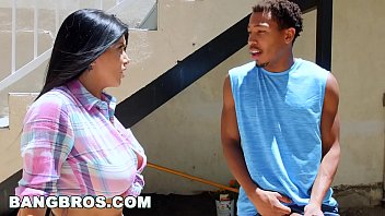 bangbros bp picture hd - romi rains in a big black dick on monsters of cock mc16042