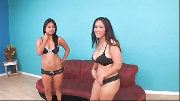 jessica girls saxy bangkok and lana violett lesbian - full scene