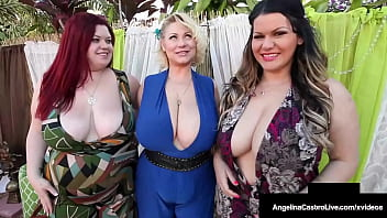 thick chicks angelina castro trinity guess and eating pussy sam 38g eat that big cock
