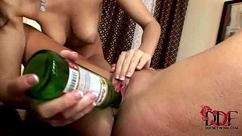 eufrat and jana sunny leone sex movies use beer bottles to pleasure each other