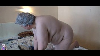old busty granny playing with www saxey video com skinny girl