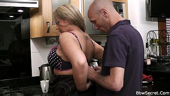 cheating sex pornmobile com on the kitchen