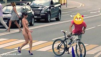 hidden cam captures jeny getting stripped sex xxxxx in public
