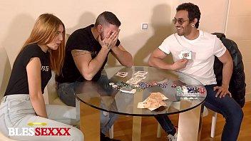 the big bet - magic javi and sexvideo paola hard and lucio saints