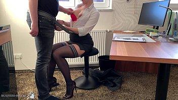 female boss uses trainee for hotsite net dick riding business bitch