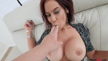 mommy nipple kiss knows how much i want to fuck her