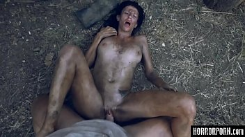 horrorporn - the beast from fat black women naked the woods