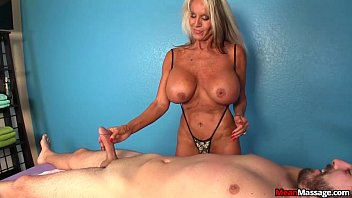 experienced lady father sex dominant handjob