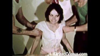 vintage erotica 1970s - hairy www pornography com pussy girl has sex - happy fuckday