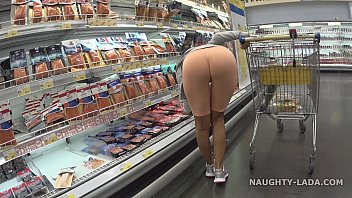 cameltoe sibling rivalry porn and flashing in the supermarket