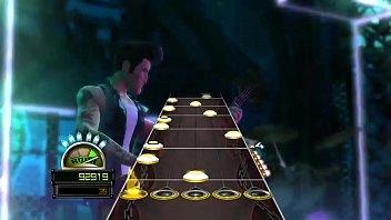 dream theater - panic attack 97 www sexi vedeo bass. guitar hero iv custom...
