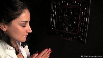 teen school girl sheena ryder sexoasis com begs for cock at church