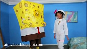 moviesxxx teen giving head to sponge bob