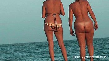 nude sun tanning girls pornfree a beach spy cam