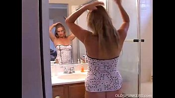 gorgeous mature blonde scool sex com loves to fuck