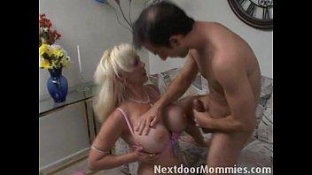 big new sexi vidio breasted milf takes a big dick