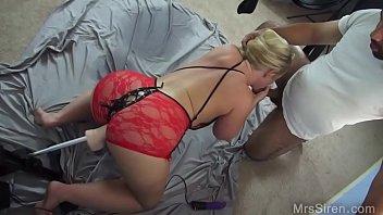 wife funking videos fucks machine and hubby s buddy