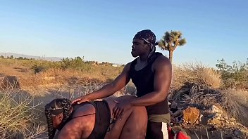 went hiking and found a snake big black cock ponerotica com rough sex in the desert leads to a huge cumshot episode 2