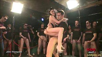adina got fucked after strip teasing - german dance bear com goo girls