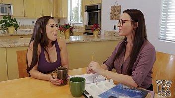 tutoring turns into lesbian sex - dana porn youtube com dearmond and reena sky