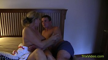 the mommy sex vido son sex adventure-the story begins