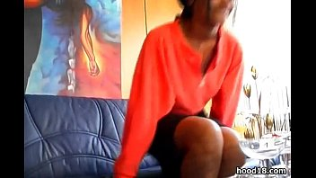 ebony girl mobile xshare com stroking a nice white dick