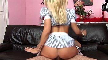 natasha marley blonde with big kareena kapoor boobs boobs marley sucks and fucks in sexy cos