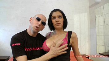 kenza www vedio sex com sucke casting french bukkake