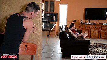 dog and sexy video sexy mom sara jay gets fucked and facialized