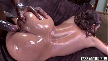 sexy olivia wilder gets a massive fuckxxx black cock in her pussy doggy style fucked
