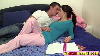 busty ponytailed teen nailed in xxxxz the bedroom