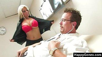 sex video play now bridgette b is amazing busty nurse