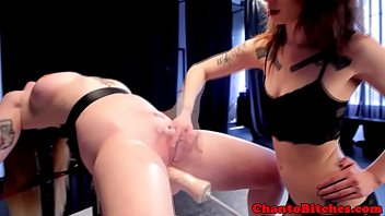 sexi video download hd blonde femdom bdsm sub rough treated by two doms