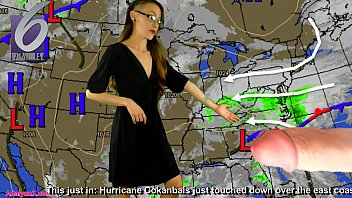 adalynnx znxx - fisty the weather lady