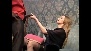 sexvides sweet blonde is about to be buggered by a huge black cock