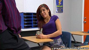 innocenthigh free srx video sexy latina schoolgirl teen classroom sex