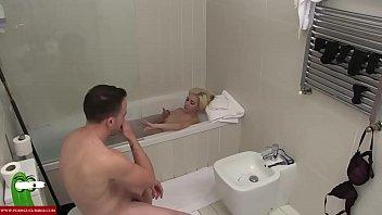 a sexy vidio blonde wants cock in the bathtub cri007