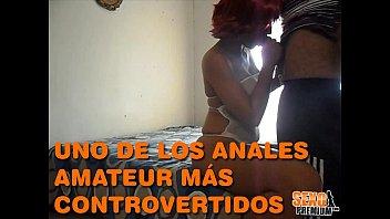 sexo amateur sex chilli  com su primer anal