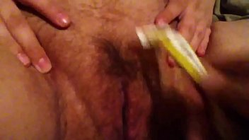 shaving my pussy oil massage wife pussy