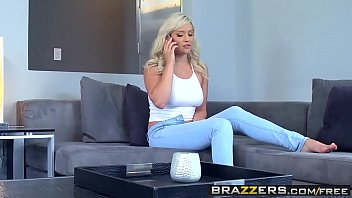 xnxxsexporn com brazzers - b. got boobs - kylie page and keiran lee - bad b.sitter