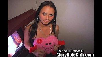 filipina princess sucks sexveidoes glory hole cock