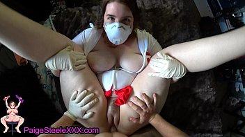 nurse tests out 4 girls 6 nostrils her ppe during caronavirus quarantine