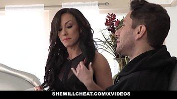 shewillcheat - curvy wife cheats on husband sexxxxxx with partner