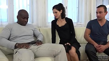 cuckold training wife fucks black man in front of husband and sexi vidio com pussy licked