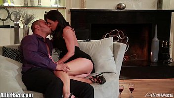 allie haze and www sunnyleonexxxvideo india summer in a 3some