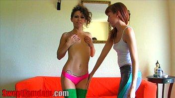 lizzy and bailey humiliation foot fetish teen pronwtch femdom pov